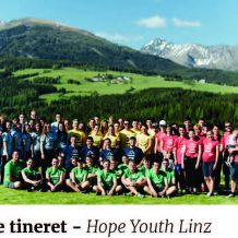 Tabăra de tineret – Hope Youth Linz