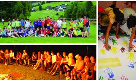 Tabăra de copii – Wagrain – Salzburg